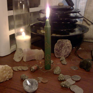 Everyday Magick: Candle Magick